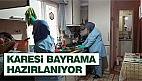 KARESİ BAYRAMA HAZIRLANIYOR