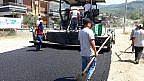EDRDEMİT'TE ASFALT SEFERBERLİĞİ