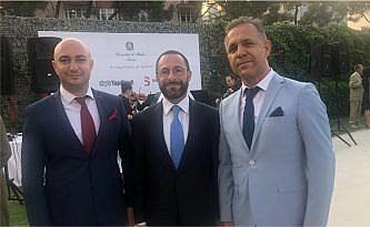 İTALYA KONSOLOSUNU EDREMİT'E DAVET ETTİLER