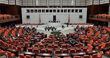 AB'NİN YAPTIRIM KARARINA MECLİS'TEN ORTAK BİLDİRİ