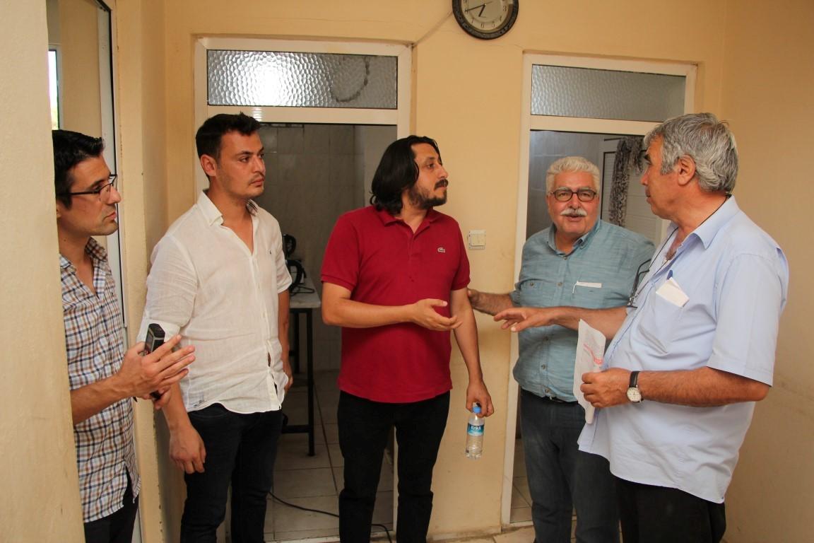 EDREMİT'İN KÖYLERİNE SOĞUK HAVA DEPOSU