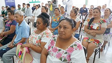 TİKA MEKSİKA'DAKİ MAYALAR İÇİN SEFERSER OLDU