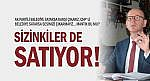 SİZİNKİLER DE SATIYOR!