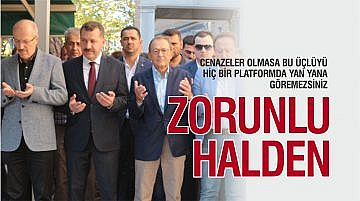 ZORUNLU HALDEN!