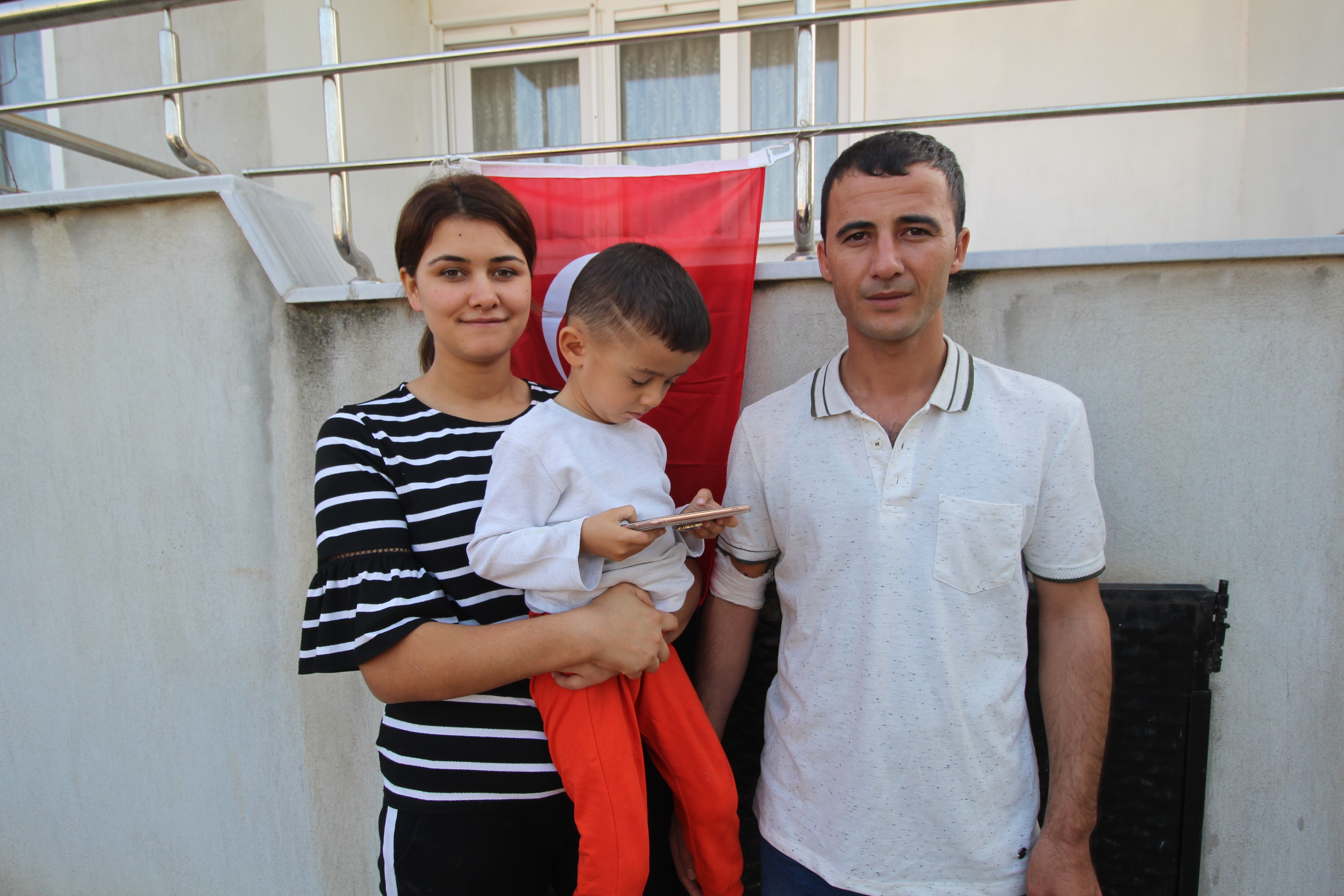 BARIŞ PINARI GAZİSİ SINDIRGI'DAKİ BABA OCAĞINDA