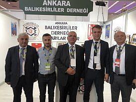 TİCARET BORSASI BALIKESİR'İN SÜT ÜRÜNLERİNİ TANITIYOR