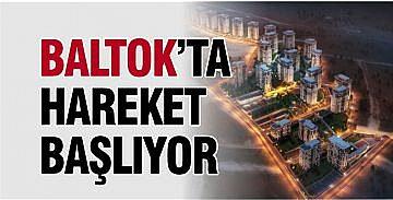 BALTOK'TA HAREKET BAŞLIYOR