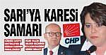 SERKAN SARI'YA KARESİ ŞAMARI