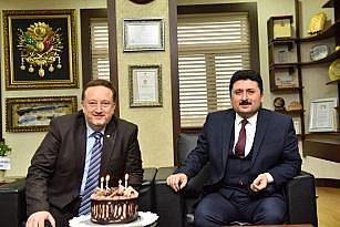 AVCI'DAN ORKAN'A DOĞUM GÜNÜ TEBRİĞİ