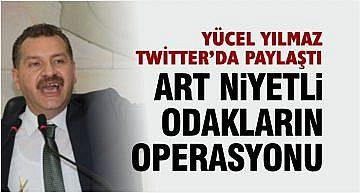"""""""ART NİYETLİ ODAKLARIN OPERASYONU"""""""