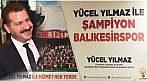 BALIKESİRSPOR'A SIRT ÇEVİRME