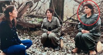 PKK'NIN SÖZDE ÜST DÜZEY YÖNETİCİSİ ETKİSİZ HALE GETİRİLDİ
