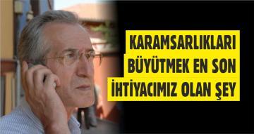 TEVFİK AYKUL'DAN SÜRMELİOĞLU'NA: İTİRAZIM VAR!