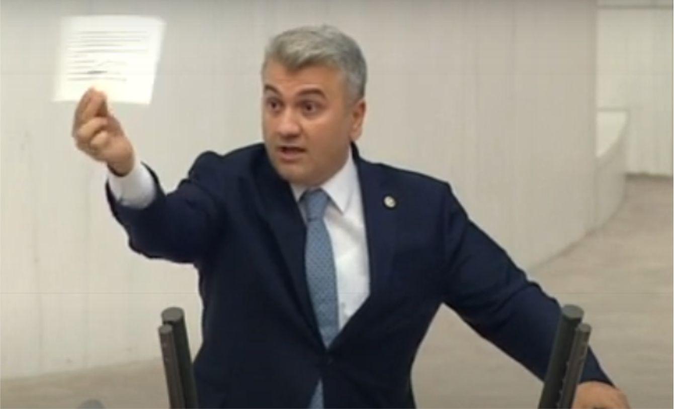 """CANBEY: O HESAPLARLA AK PARTİ'NİN İLGİSİ YOK"""""""
