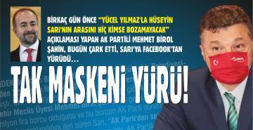 'TECRÜBELİ BAŞKAN' DİYORDU, FACEBOOK'TA DALGA GEÇTİ!