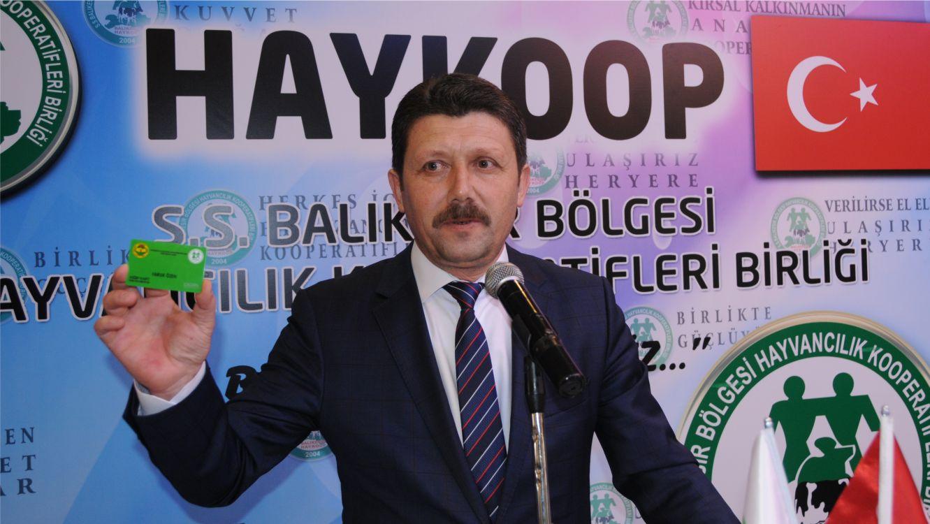 HAYKOOP'TAN GENÇLER İÇİN TARIM VE HAYVANCILIK AKADEMİSİ