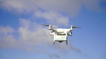 BÜYÜKŞEHİR SU FATURALARINI DRONE İLE OKUYOR