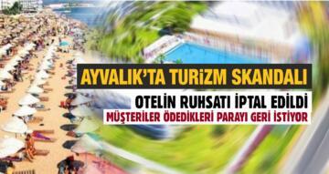 REZERVASYON YAPTIRAN TATİLCİLER KAPIDAN GERİ ÇEVRİLDİ