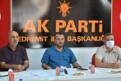 AK PARTİLİ MECLİS ÜYELERİNDEN CHP'Lİ BAŞKANA TEPKİ
