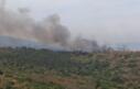 Bulgaristan sınırında çıkan yangın 3 gündür söndürülemedi