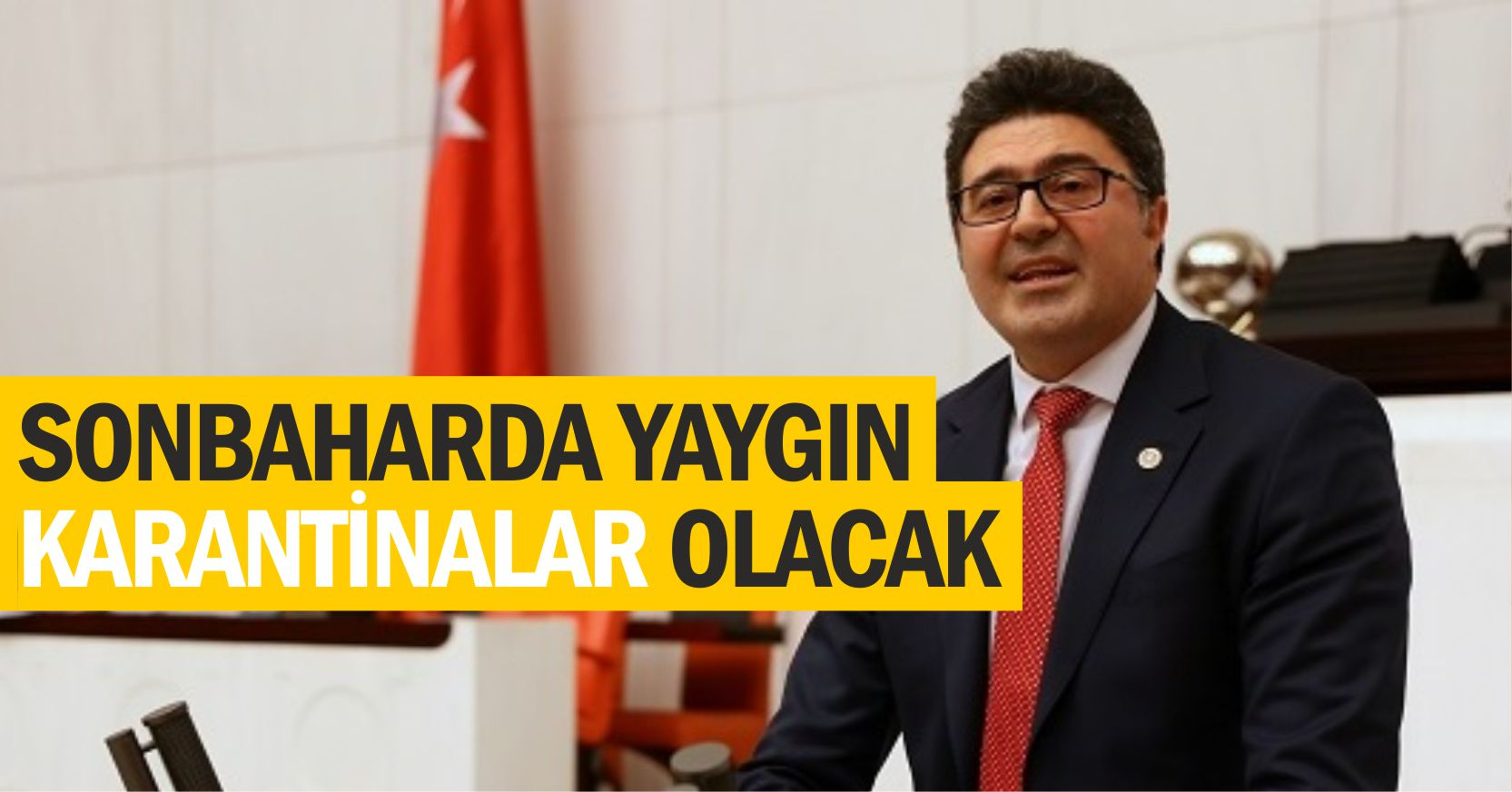 """""""GERİ DÖNÜŞÜ OLMAYAN YOLDAYIZ, ÇOK AĞIR BEDEL ÖDEYECEĞİZ"""""""