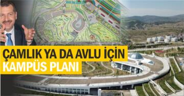 YÜCEL YILMAZ'IN ÇOK ÖZEL 'KAMPÜS' PLANI