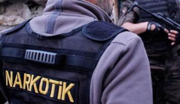 BALIKESİR POLİSİ UYUŞTURUCU OPERASYONU YAPTI