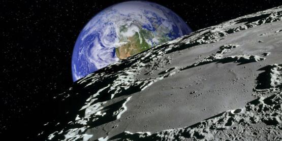 NASA AÇIKLADI: AYDA SU BULUNDU