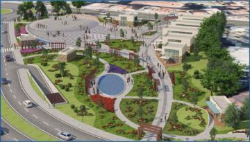 Edremit Şehit Hamdi Bey Meydanı yeniden düzenlenecek