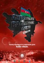 MSB'DEN AZERBAYCAN BAĞIMSIZLIK GÜNÜ MESAJI