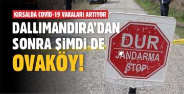 KÖYLERDE COVİD-19 VAKALARI ARTIYOR