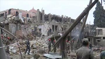 Ermenistan insani ateşkesi ihlale devam ediyor