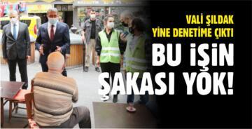 KAPALI ALANLARDA SOSYAL MESAFE DENETİMİ ARTACAK