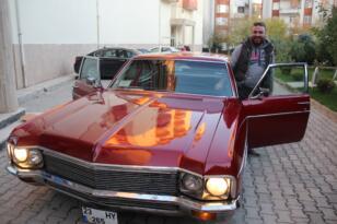1970 MODEL CHEVROLET'E 400 BİN LİRA İSTİYOR