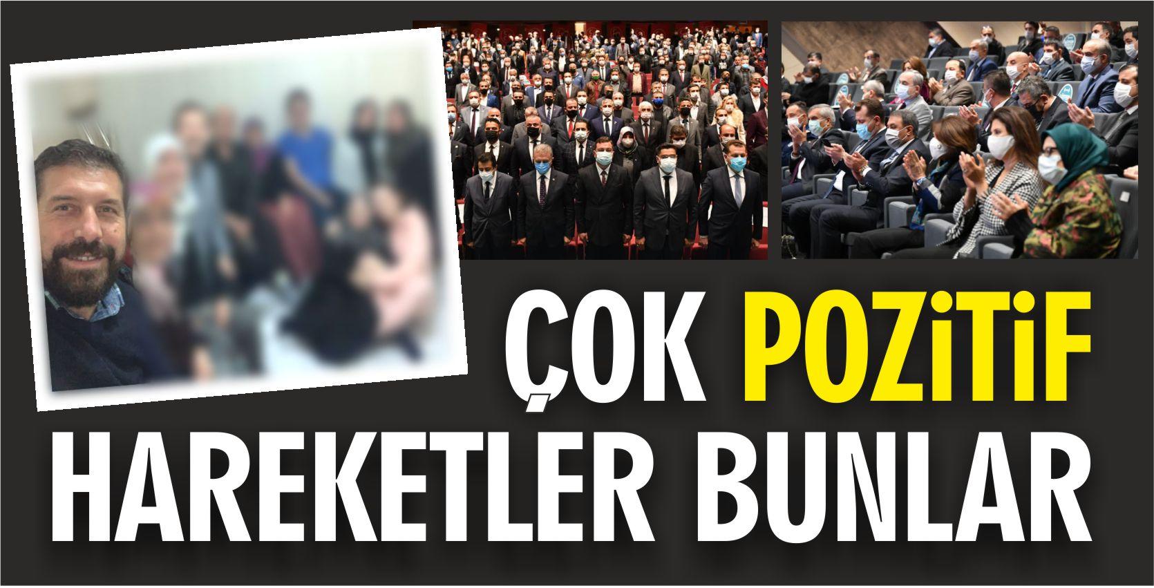 ÇOK 'POZİTİF' HAREKETLER BUNLAR!