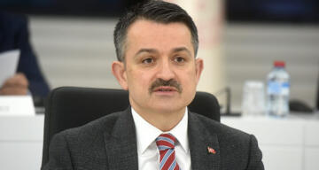 Bakan Pakdemirli: '564 projeye 261 milyon lira hibe sağlanacak'