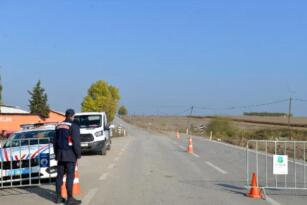 Balıkesir de 7 mahalle karantinaya alındı