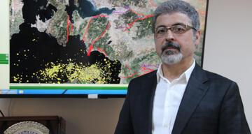 Batı Anadolu ve İzmir ölçeğindeki faylar 'tembel fay'