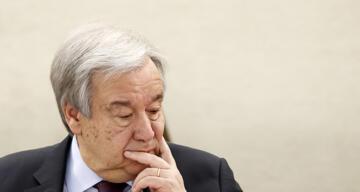 BM Genel Sekreteri Guterres: 'Yemen, kıtlık tehlikesi ile karşı karşıya'