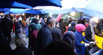 Bursa'da koronavirüse davetiye çıkardılar