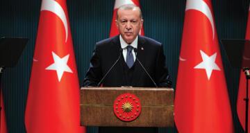 Cumhurbaşkanı Erdoğan, Azerbaycan'ın 'Bayrak Günü' dolayısıyla mesaj yayımladı