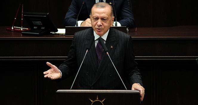 """Cumhurbaşkanı Erdoğan: """"Biz buralara vesayetin paraşütü ile gelmedik"""