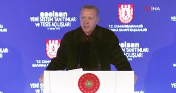 Cumhurbaşkanı Erdoğan müjdeyi verdi: 'Uydu fırlatma testleri başarıyla tamamlandı'