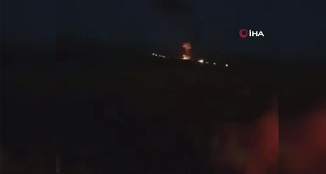 Ermenistan'da Rusya'ya ait askeri helikopter düşürüldü: 2 ölü