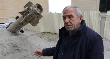 Ermenistan'ın sivillere attığı roketler müzede sergilenecek