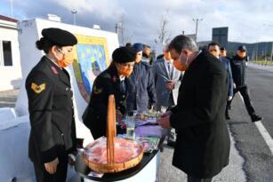 BALIKESİR'DE KADINA ŞİDDETE HAYIR ETKİNLİKLERİ
