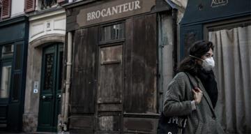 Fransa'da Covid-19'a bağlı can kayıpları 50 bini aştı