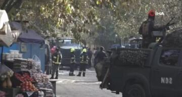 Kabil'de patlama: 3 ölü