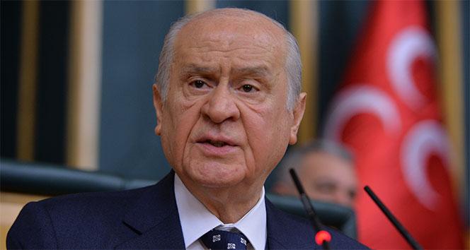 MHP lideri Bahçeli'den 10 Kasım mesajı
