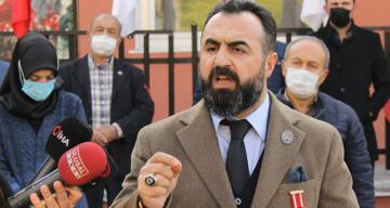 Şehit aileleri ve gazilerden Bülent Arınç'a tepki mektubu